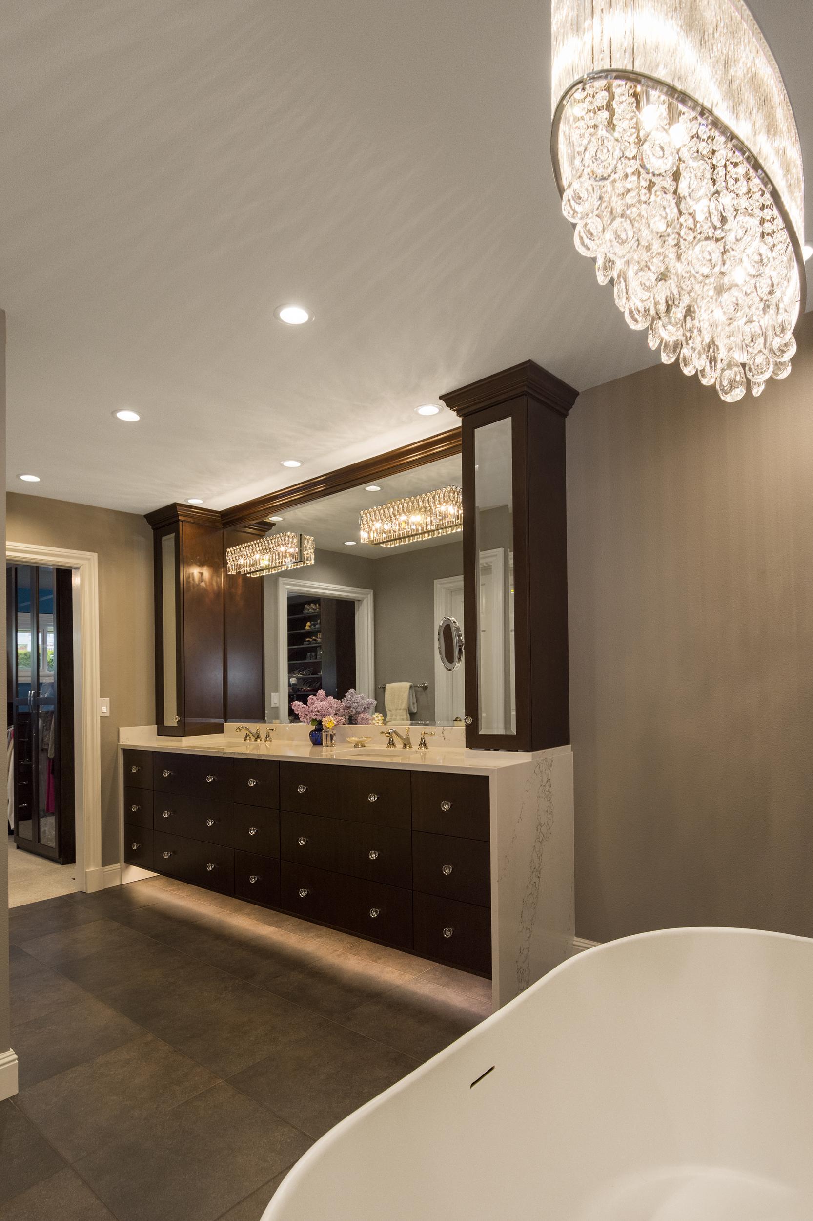 Creative Kitchen & Bath   Bathroom Designs
