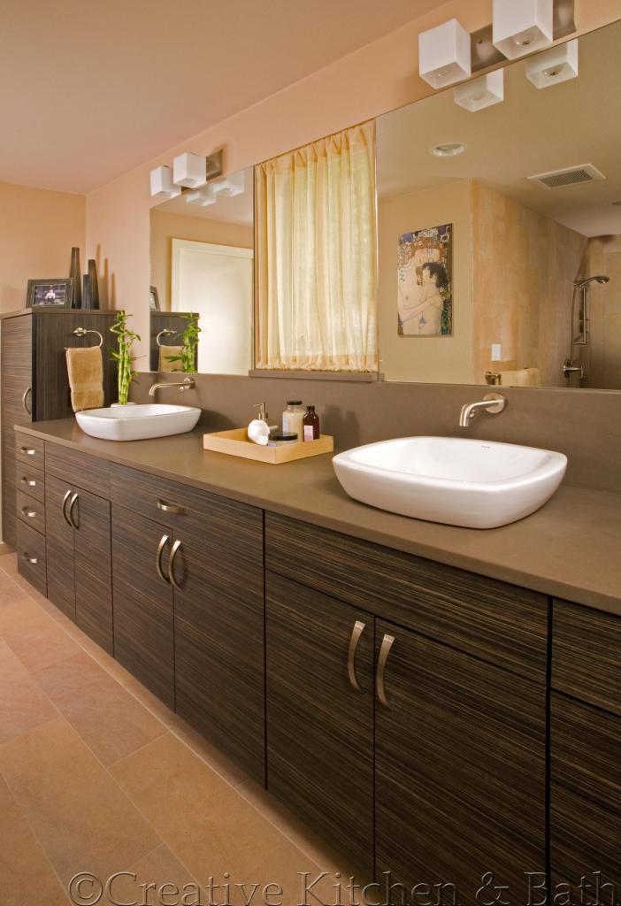Creative Kitchen Bath Bathroom Designs